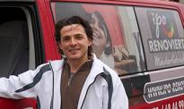 Malermeister Franco Ippolito