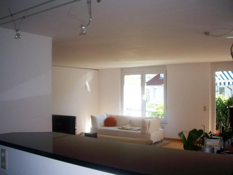 Wohnung streichen  Farbgestaltung durch Ihren Malermeister